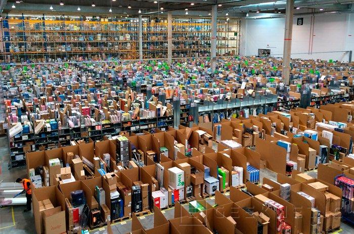 Amazon tendrá en Barcelona su mayor centro logístico de Europa con 210.000 m², Imagen 1