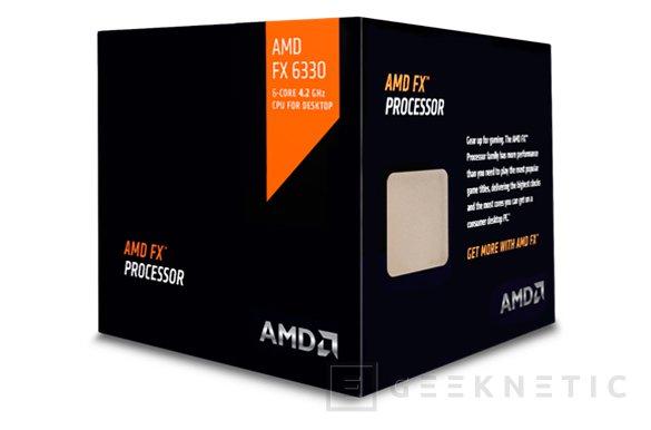 AMD lanza un nuevo procesador de la serie FX-6000, Imagen 1