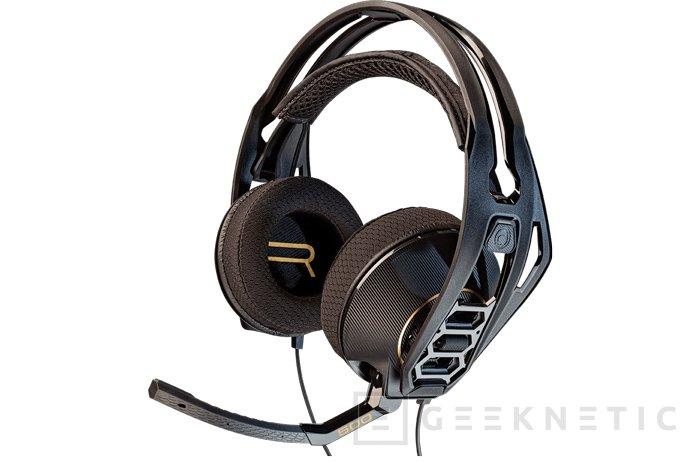 Plantronics introduce 5 nuevos auriculares de la gama RIG 500, Imagen 2