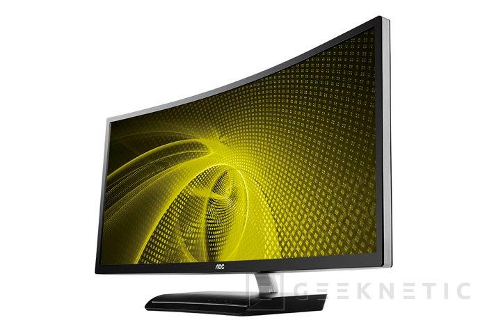 AOC deja ver los monitores que presentarán en el CES, Imagen 2