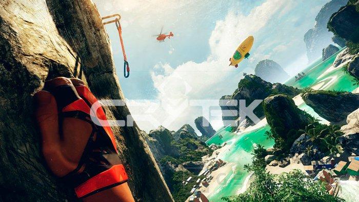 El nuevo juego de realidad virtual de Crytek se llama The Climb, Imagen 1