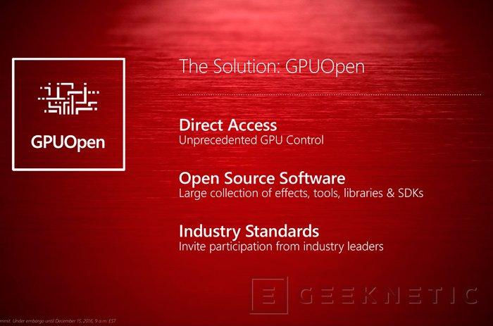 AMD libera como Open Source sus herramientas de desarrollo y prepara nuevos drivers para Linux, Imagen 1