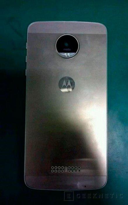 Se filtra la primera foto del Motorola Moto X de cuarta generación, Imagen 1