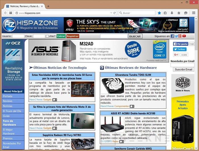 Llega la versión de 64 bits de Firefox, Imagen 1