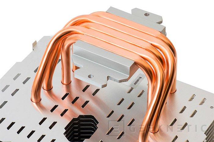 Thermalright lanza una versión de su disipador MACHO con heatpipes de contacto directo , Imagen 2
