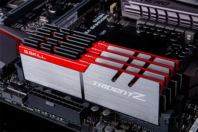 Nuevos kits de 64 GB DDR4-3200MHz G.SKILL , Imagen 1