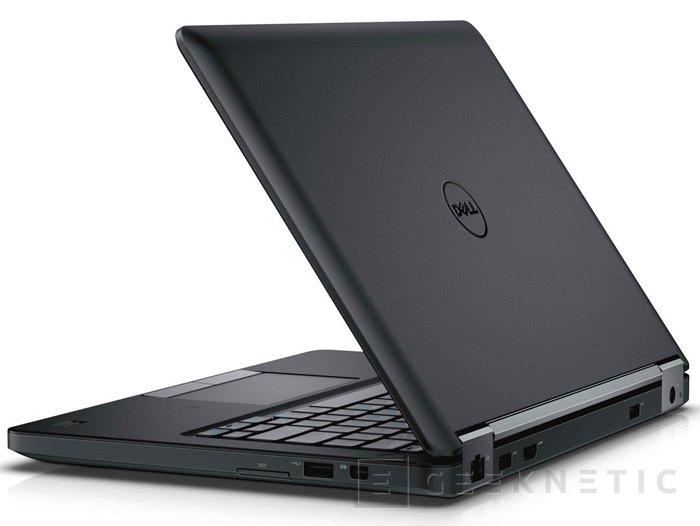 Dell anuncia los renovados portátiles Latitude 5000, Imagen 1