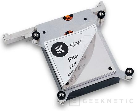 La más pequeña de las placas ASUS ROG MAXIMUS VIII recibe su bloque completo de EK, Imagen 2
