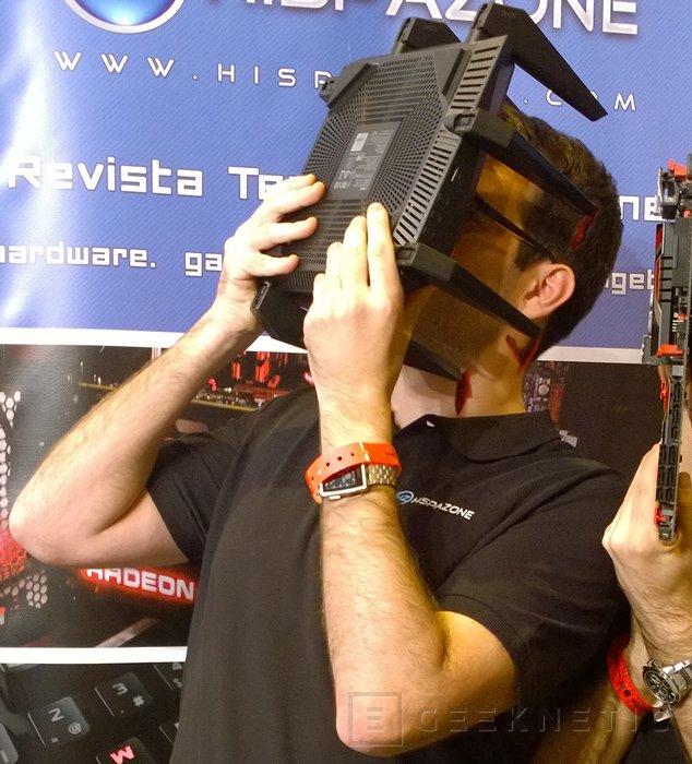 ASUS obligada a poner protecciones en sus nuevos routers tras producir heridas a sus usuarios, Imagen 2