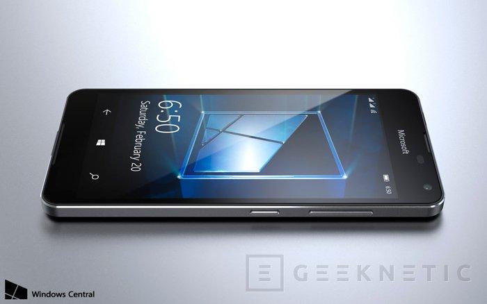 Microsoft confirma que están trabajando en el Lumia 650, Imagen 2