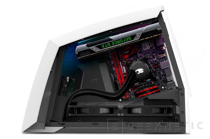 iBuypower Revolt 2, nuevo ordenador gaming compacto, Imagen 2