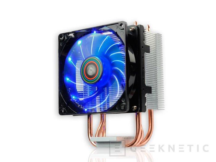 Enermax finaliza el año lanzando un nuevo disipador compacto para CPU, Imagen 1