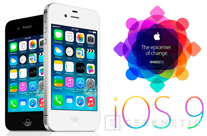 Demandan a Apple por penalizar el rendimiento del iPhone 4 con iOS 9, Imagen 1
