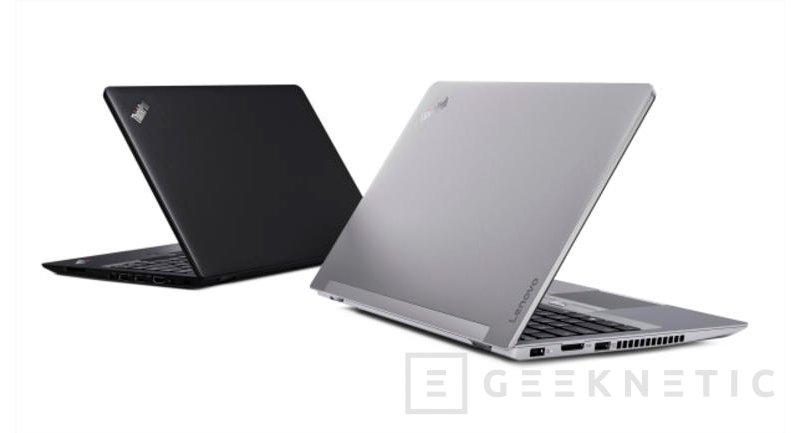 Lenovo ofrecerá el portátil ThinkPad 13 con Chrome OS o con Windows 10, Imagen 1