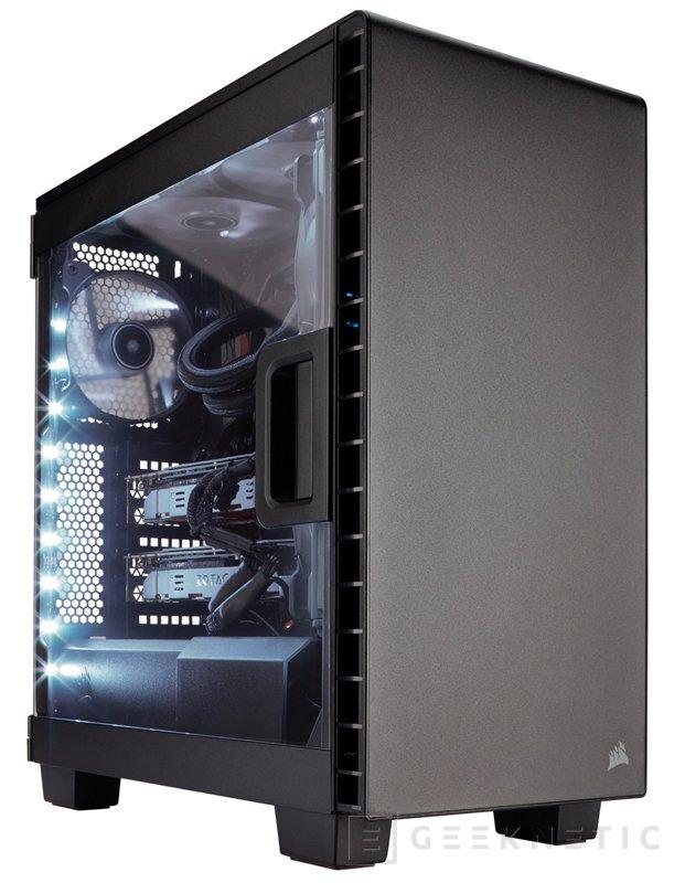 Corsair anuncia dos nuevos modelos de torres Carbide, Imagen 2