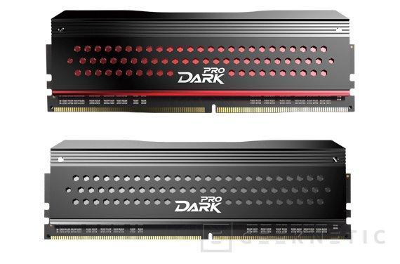 Team Group Dark Pro, nuevas memorias DDR4 para overclock, Imagen 1