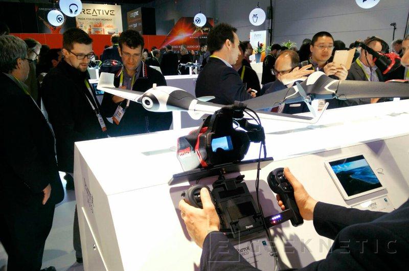 Parrot anuncia un Drone que alcanza los 80 km/h, Imagen 2