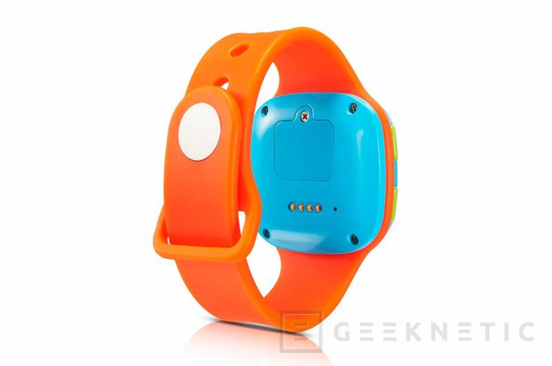 Alcatel OneTouch CareTime: un reloj con conectividad GSM para los más pequeños, Imagen 2