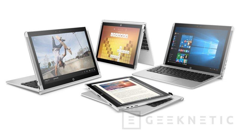 HP Pavilion X2, nuevo tablet híbrido con Windows 10, Imagen 2