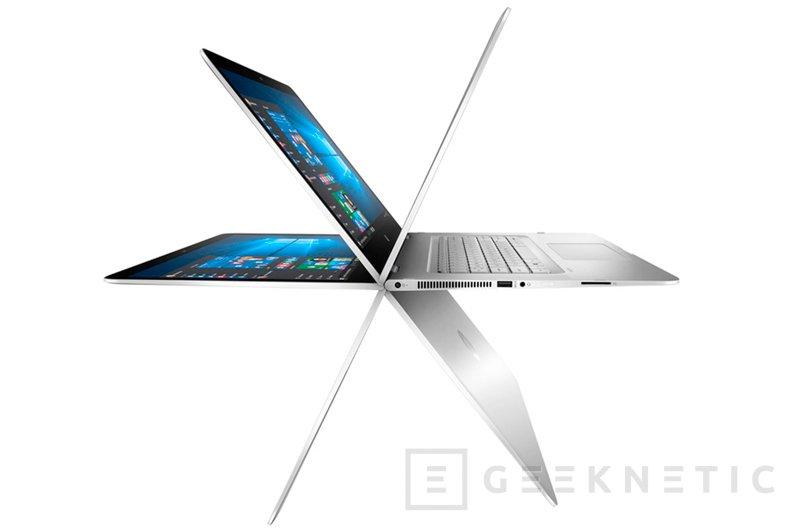 HP renueva su Spectre X360 con dos nuevas versiones, Imagen 1