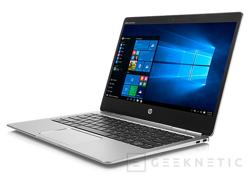 HP reduce el grosor del EliteBook Folio a tan solo 12,4 mm, Imagen 2