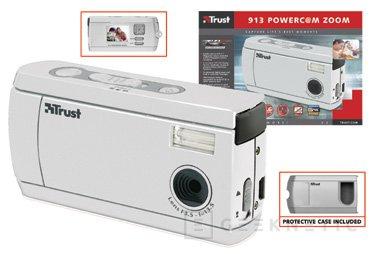 Trust presenta su nueva cámara anti-golpes, Imagen 1