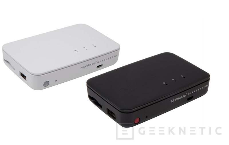 Kingston anuncia dos nuevos MobileLite Wireless para compartir archivos, Imagen 1