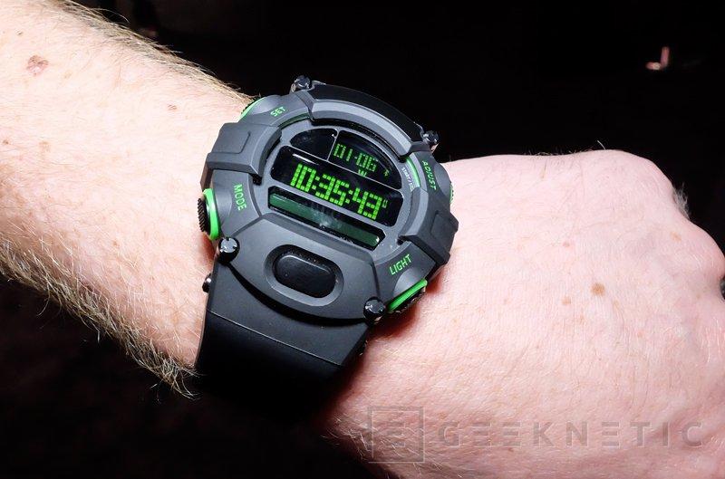Razer Nabu Watch , Imagen 1