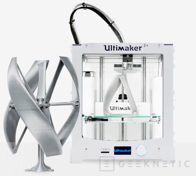 Ultimaker lanza sus nuevas impresoras 3D Ultimaker 2+, Imagen 1