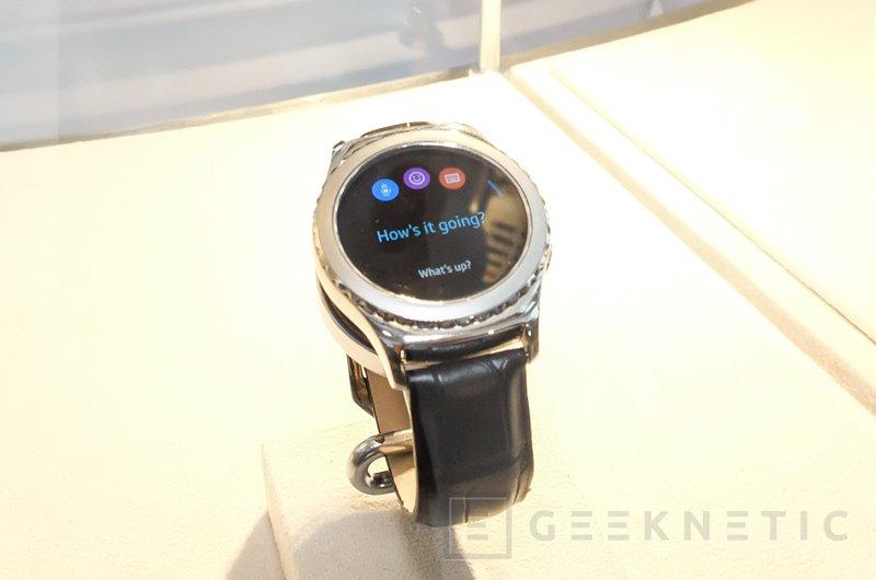 El Gear S2 de Samsung recibe dos nuevos diseños y será compatible con iOS, Imagen 2