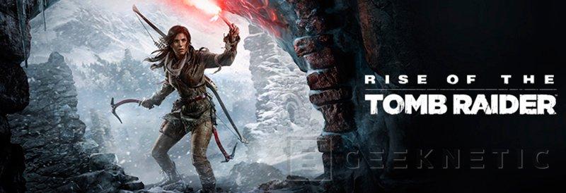 NVIDIA regala el nuevo Rise of the Tomb Raider por la compra de sus GPU de gama alta, Imagen 1