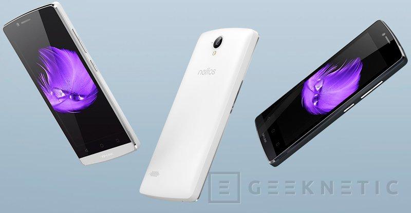 TP-Link entra en el mercado de los smartphones con tres nuevos modelos, Imagen 2
