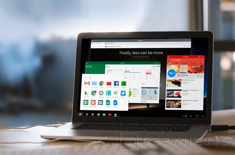 Remix OS, la versión de Android adaptada para PC, ya está disponible de manera pública, Imagen 1