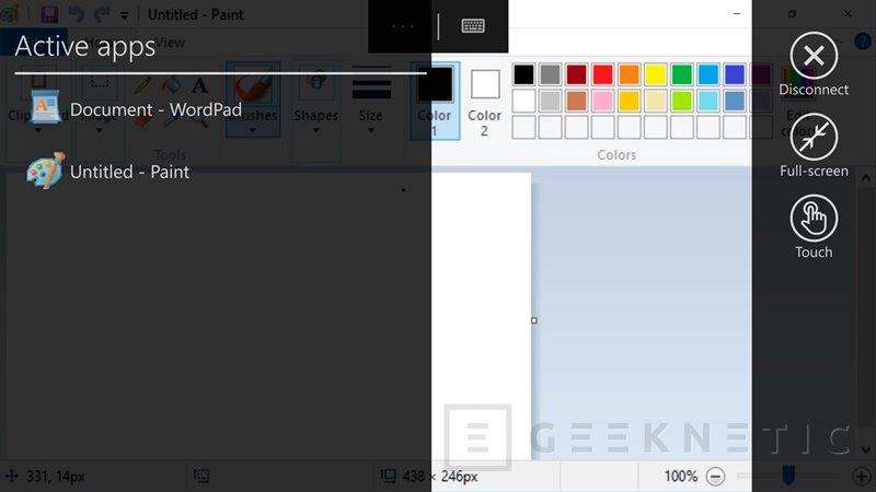 Remote Desktop de Microsoft ya se puede usar en smartphones con Windows 10 y Continuum, Imagen 2