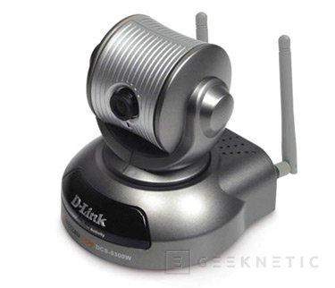 D-Link presenta dos nuevas cámaras de seguridad por Internet, Imagen 1