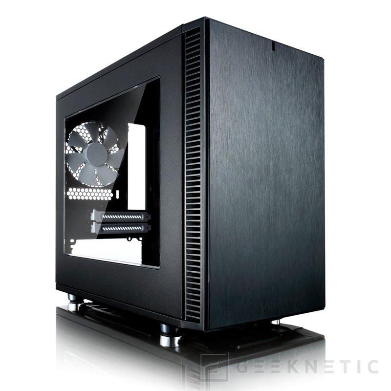 Define Nano S es la nueva torre ITX de Fractal Design, Imagen 1