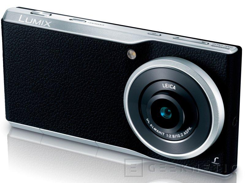 Lumix DMC-CM10, el smartphone fotográfico de Panasonic ya no es un teléfono móvil, Imagen 1