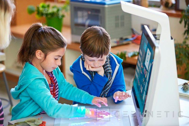 HP amplía su gama de ordenadores todo en uno con escáner 3D con el nuevo Sprout Pro, Imagen 2