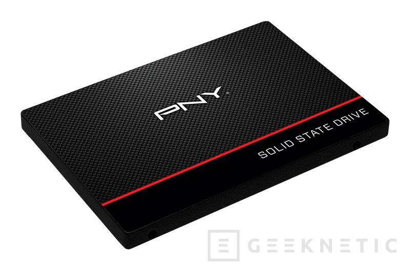 PNY lanza dos nuevas gamas de SSD para uso doméstico y gaming, Imagen 1