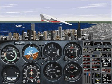 Microsoft Flight Simulator: La historia, Imagen 3