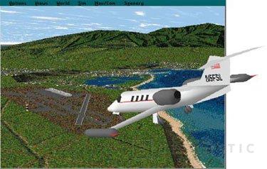 Microsoft Flight Simulator: La historia, Imagen 4