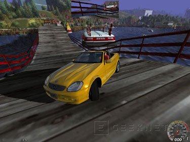 Mercedes-Benz World Racing, Imagen 4