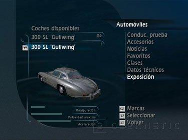 Mercedes-Benz World Racing, Imagen 9