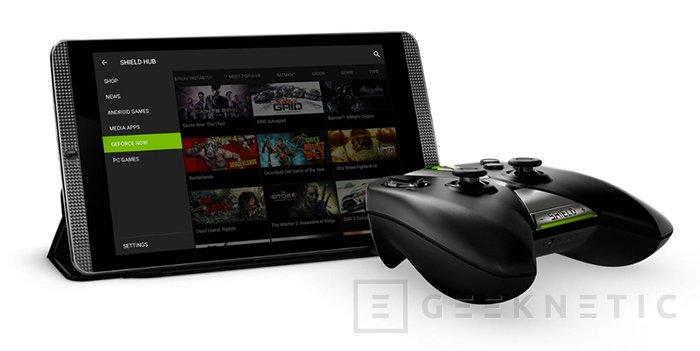 Llega Android 7.0 Nougat para la NVIDIA Shield Tablet, Imagen 2