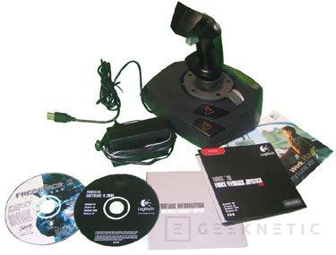 Comparativa de joysticks Logitech, Imagen 2