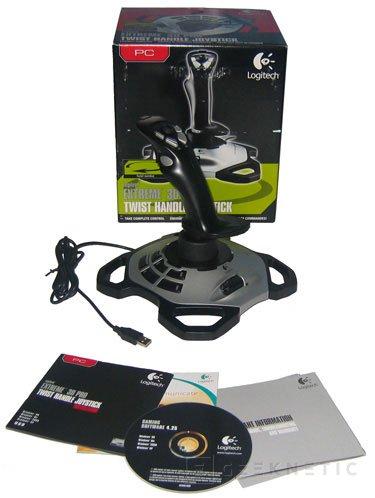 Comparativa de joysticks Logitech, Imagen 3