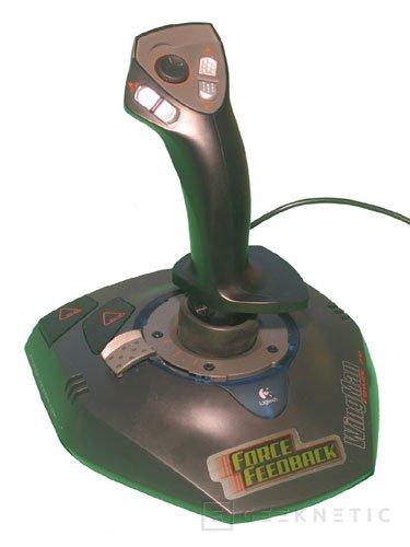 Comparativa de joysticks Logitech, Imagen 4