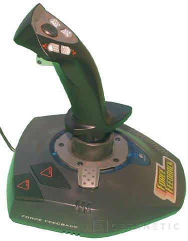 Comparativa de joysticks Logitech, Imagen 8