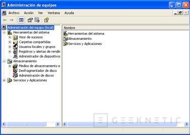 Menús ocultos del sistema operativo Windows XP, Imagen 8