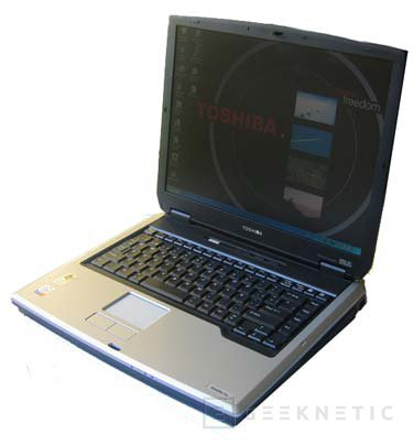 Toshiba Satellite Pro A40, Imagen 1